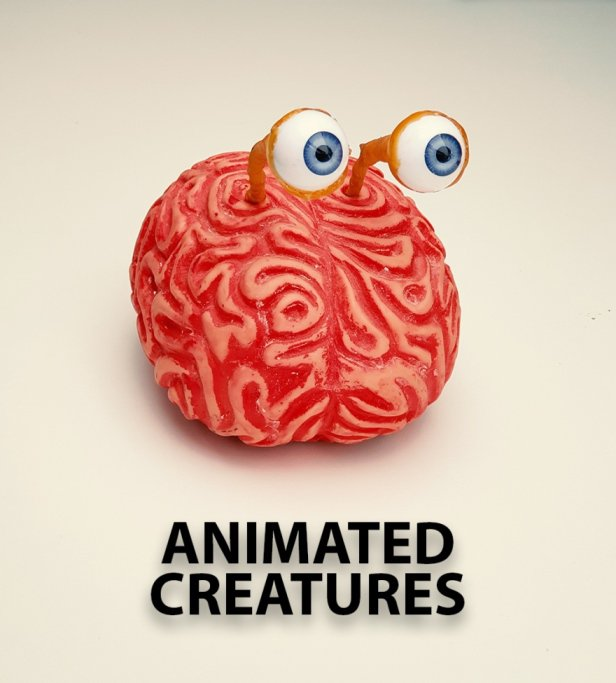 Animated Creatures