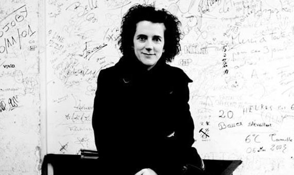 Olga Neuwirth, photo by Marion Kalter